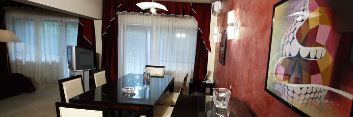 Apartment - Hotel Dumbrava Bacau